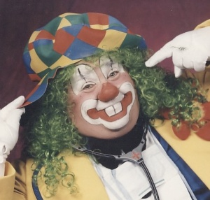 Cavedad the Clown (about 12 years ago)